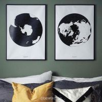 Bold Tuesday Polar Worlds plakat