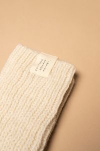 Kochi socks white