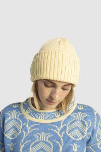 Fuyu meriino müts kollane