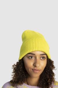Hiro meriino müts neoonroheline
