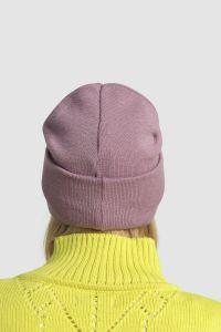 Iki meriino müts violett
