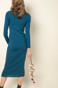 Hanako dress arctic blue