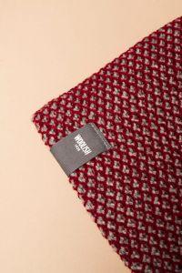 Tuk-tuk hat red / grey
