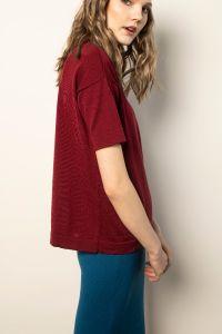 Kasumi T-särk punane