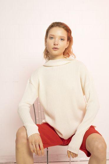 Maiko jumper white