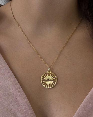 Helge Sirelin necklace