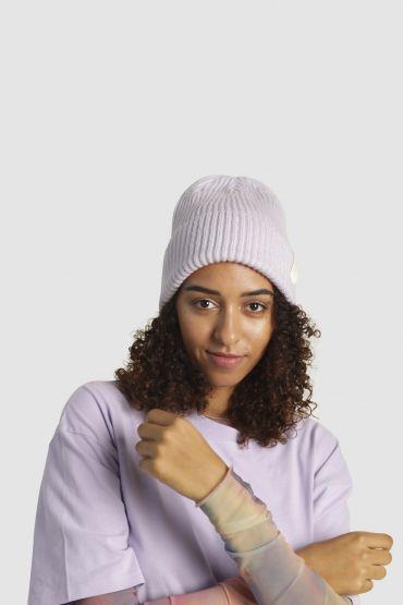 Hiro müts kanarbiku lilla