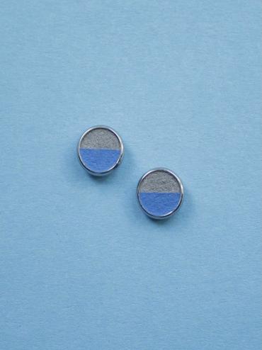 Kõrvarõngad Ring sinine