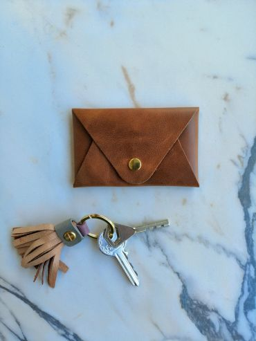 Stella Soomlais coin pocket brown
