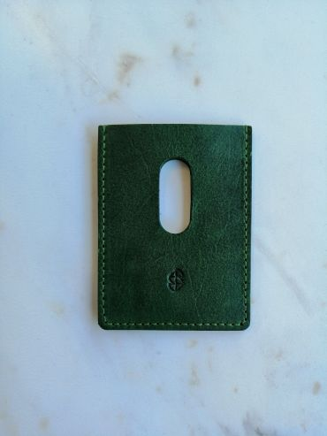 Stella Soomlais card holder green