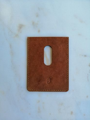 Stella Soomlais card holder brown