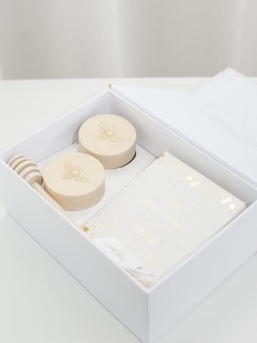 Nordic Honey gift set Sweet Retreat
