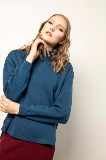 Reina pullover arctic blue