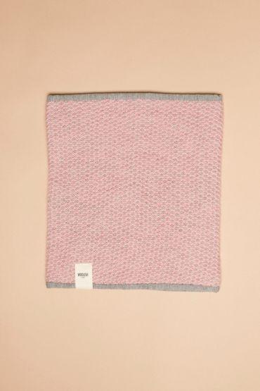 Tuk-tuk tube scarf pink / grey