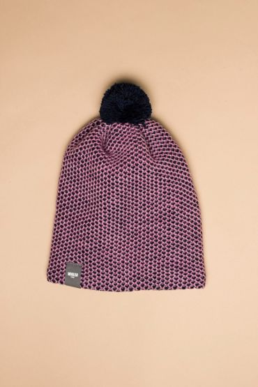 Tuk-tuk hat fuxia / dark blue