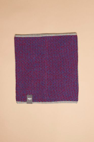 Tuk-tuk tube scarf blue / red