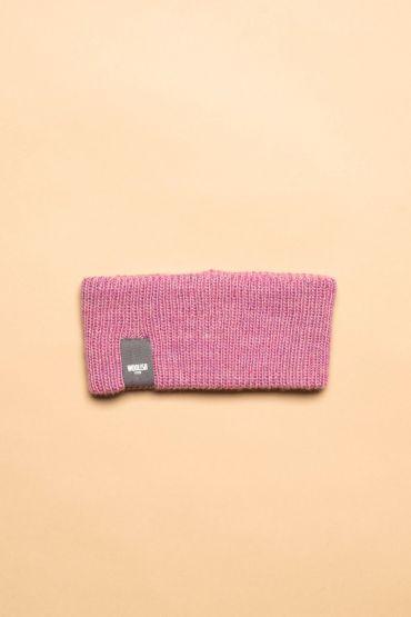 Iida headband fuxia