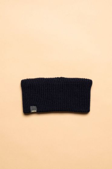 Iida headband navy