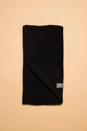 Iki scarf black