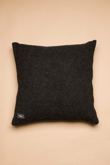 PEARLY PILLOWCASE CHARCOAL