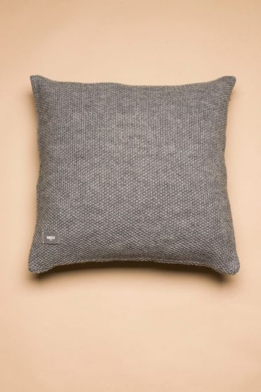PEARLY PILLOWCASE LIGHT GREY