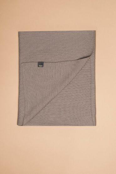 Isu scarf grey