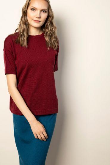 Kasumi T-shirt ruby mele