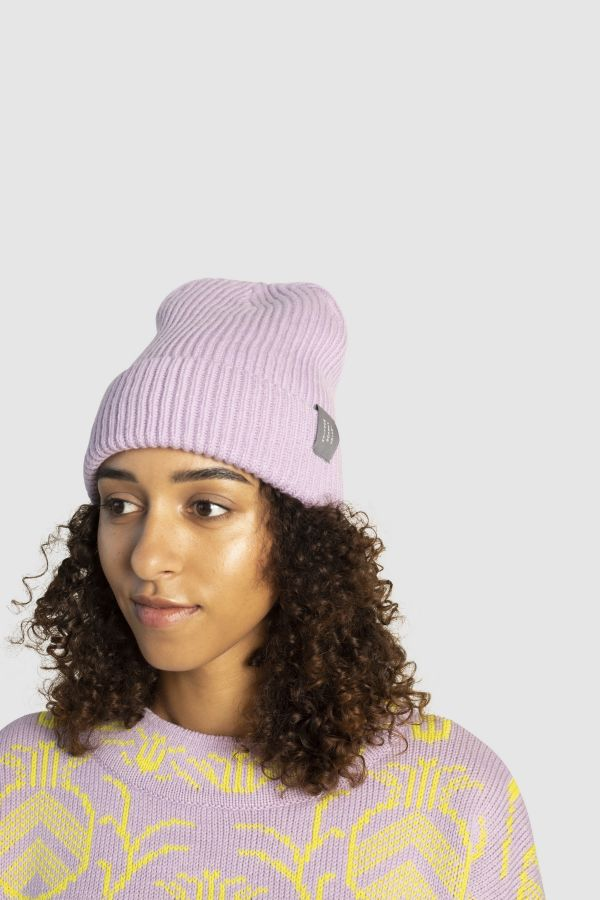 Hiro meriino müts violett