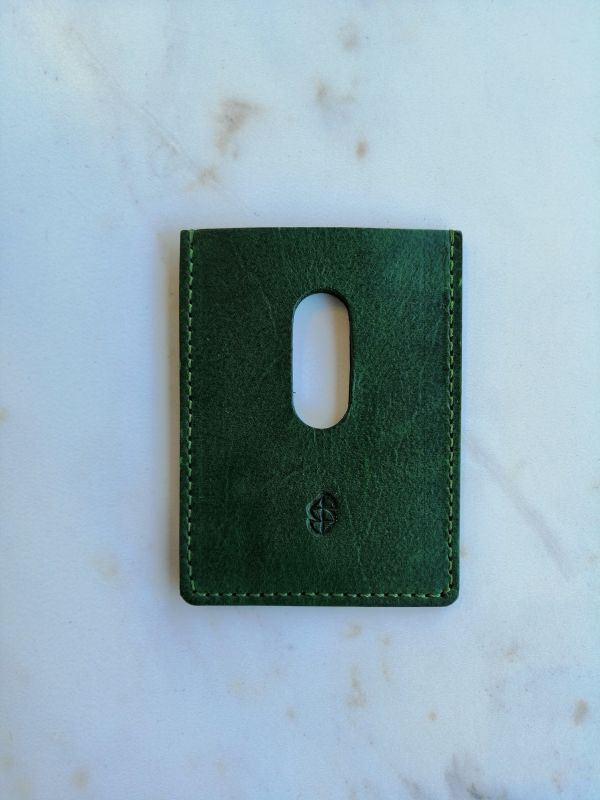 Stella Soomlais kaarditasku roheline