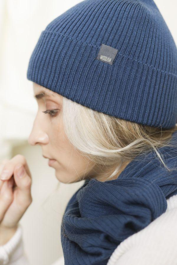 Isu meriino müts sinine
