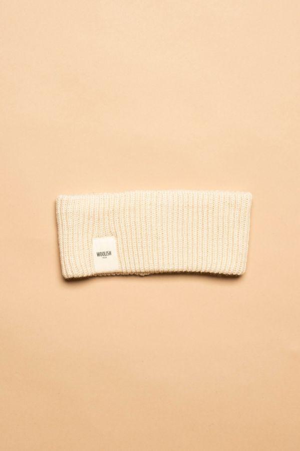 Iida headband white
