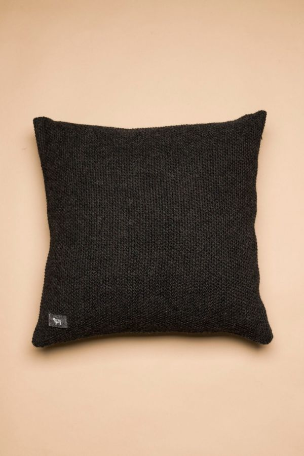 PEARLY PILLOW CHARCOAL