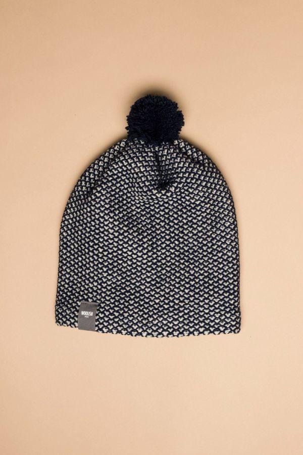 Tuk-tuk hat dark blue / white