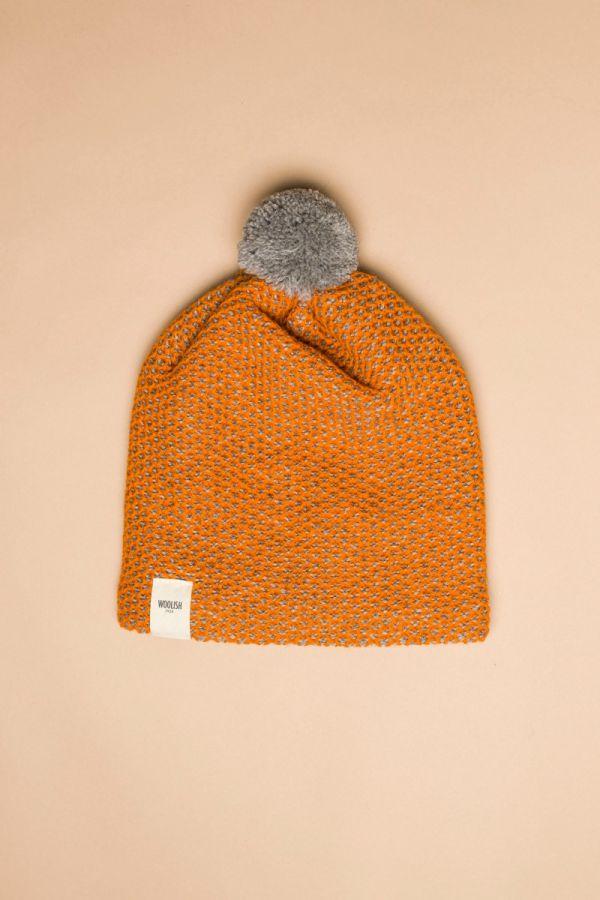 Tuk-tuk müts oranž / hall