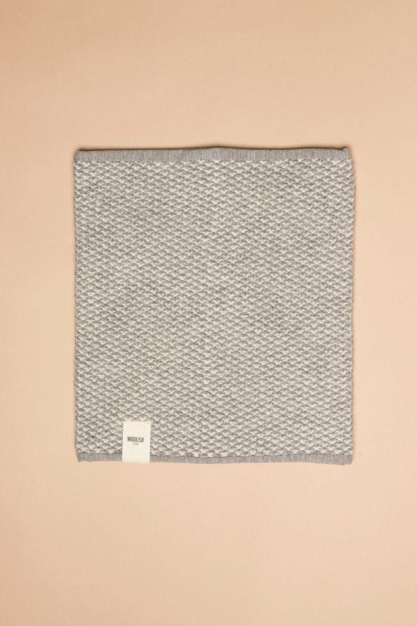 Tuk-tuk tube scarf beige / blue