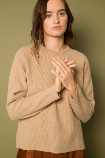 Oita pullover beež