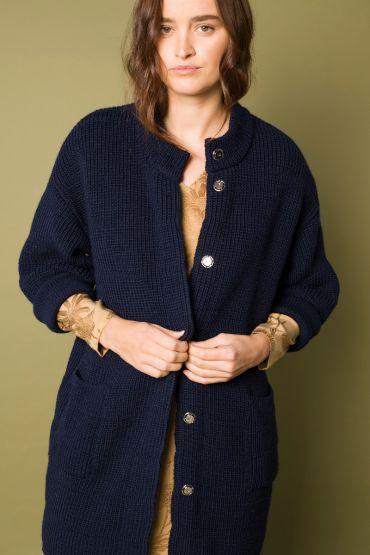 Dawai kimono sinine