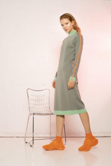 Nana kleit tuharoheline