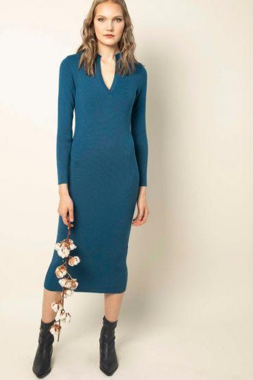 Hanako kleit arkti-sinine