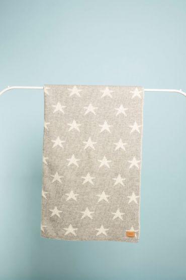 Star blanky grey