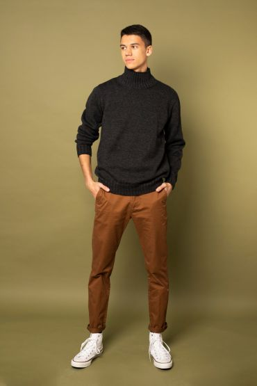 Mito sweater charcoal