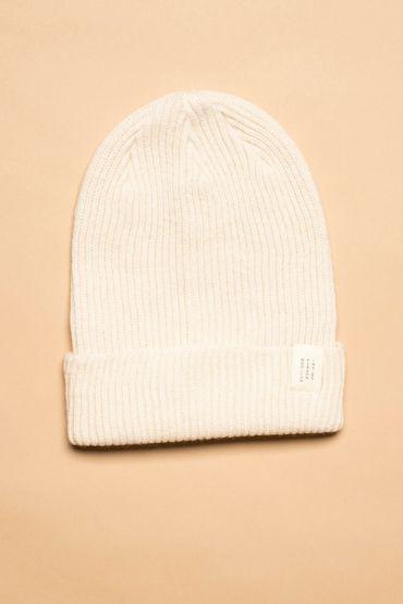 Hiro müts valge