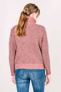Shimoda chunky jumper pink