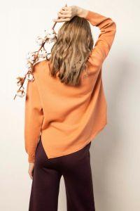 Reina pullover korall