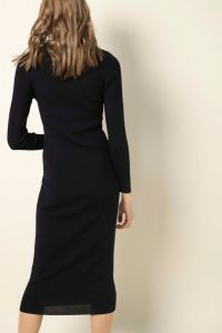 Hanako dress navy blue
