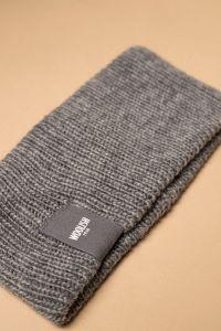 Iida headband light grey